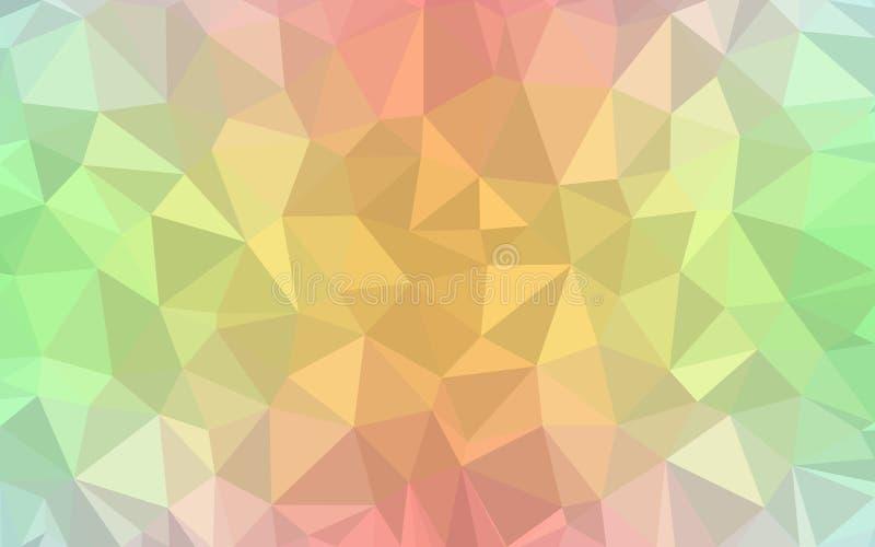 Ζωηρόχρωμο υπόβαθρο μωσαϊκών πλέγματος ουράνιων τόξων στοκ εικόνα