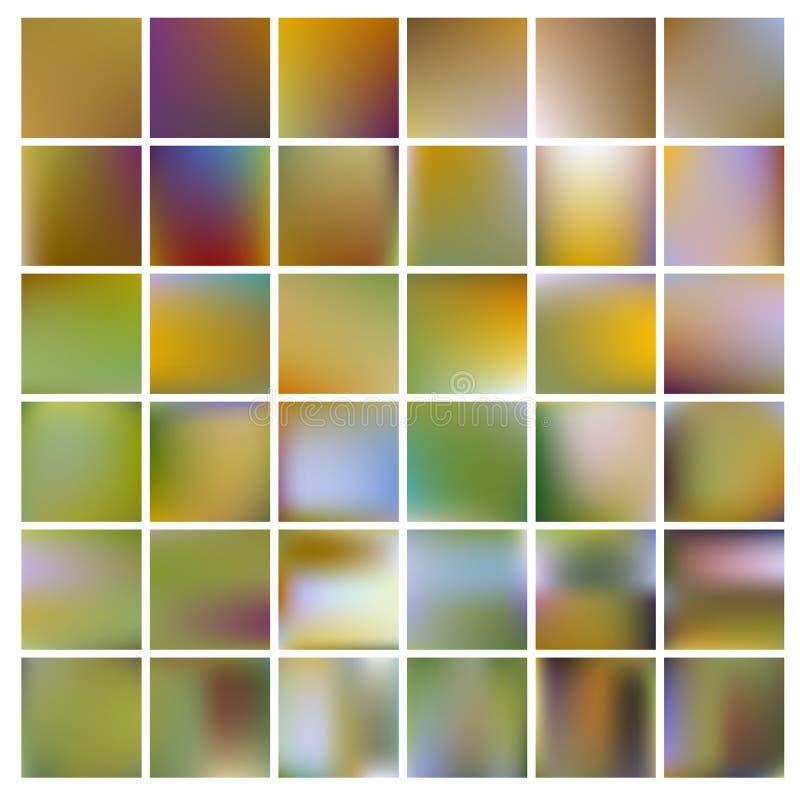 Ζωηρόχρωμο υπόβαθρο πλέγματος κλίσης στα φωτεινά χρώματα ουράνιων τόξων Η περίληψη θόλωσε την ομαλή εικόνα στοκ φωτογραφίες