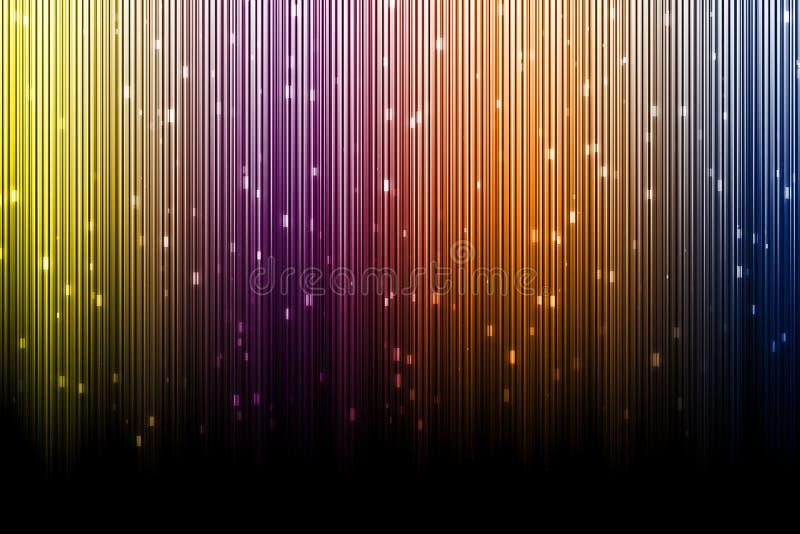 Ζωηρόχρωμο υπόβαθρο, το χρώμα των borealis αυγής στοκ φωτογραφία
