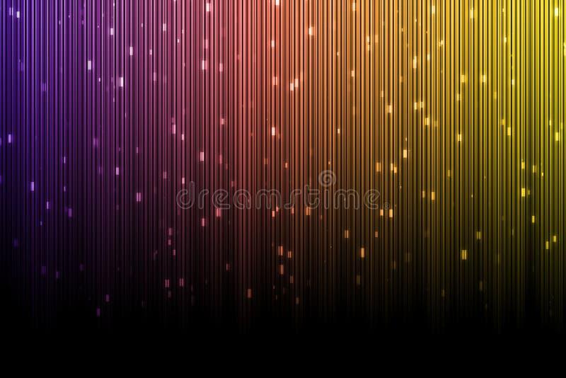 Ζωηρόχρωμο υπόβαθρο, το χρώμα των borealis αυγής στοκ εικόνα με δικαίωμα ελεύθερης χρήσης