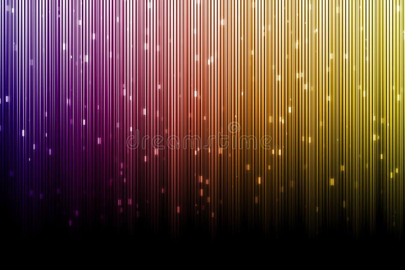 Ζωηρόχρωμο υπόβαθρο, το χρώμα των borealis αυγής στοκ φωτογραφίες με δικαίωμα ελεύθερης χρήσης