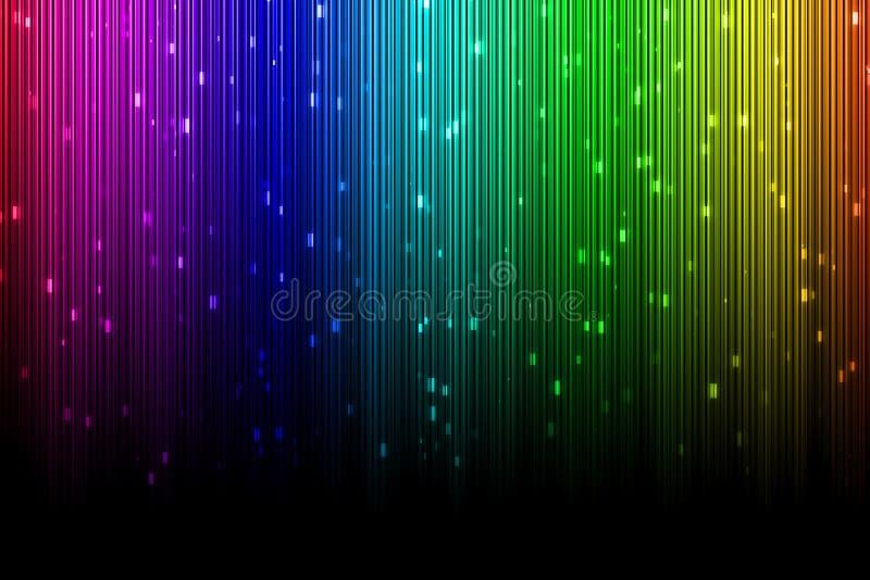 Ζωηρόχρωμο υπόβαθρο, το χρώμα των borealis αυγής στοκ φωτογραφία με δικαίωμα ελεύθερης χρήσης