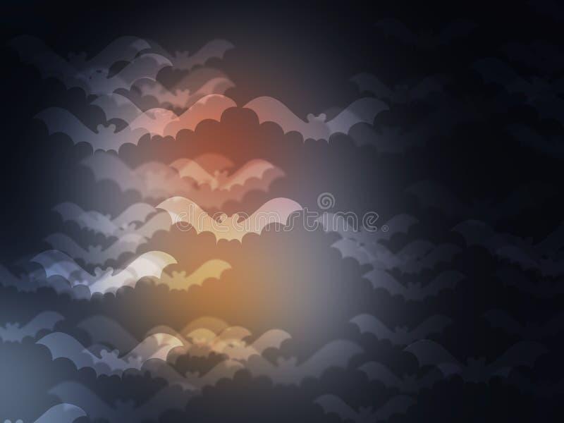 Ζωηρόχρωμο blure bokeh απεικόνιση αποθεμάτων