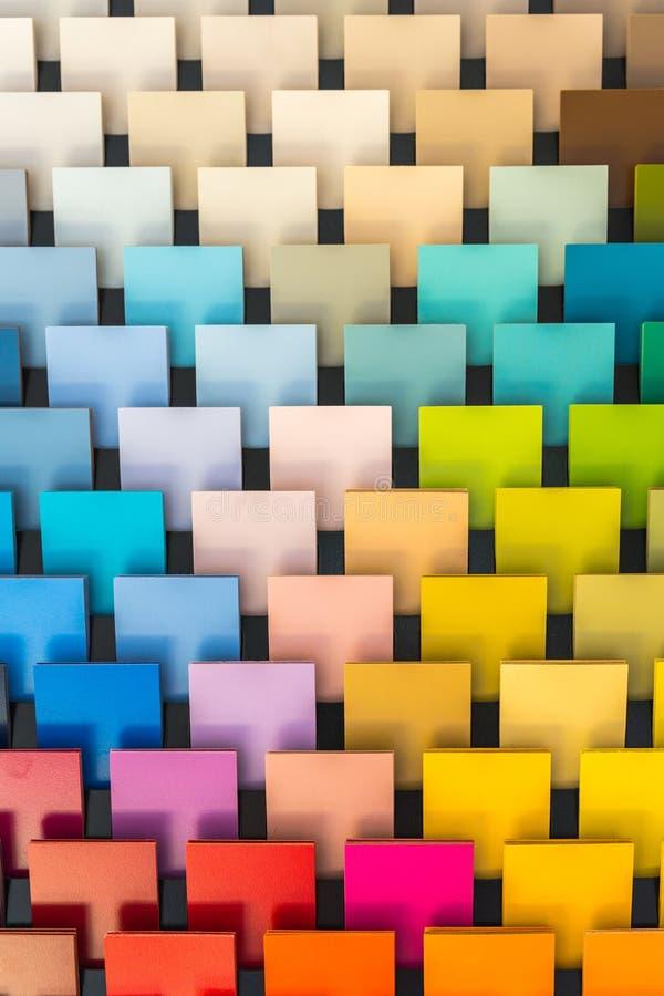 Ζωηρόχρωμο pantone βοτσάλων στοκ φωτογραφία με δικαίωμα ελεύθερης χρήσης