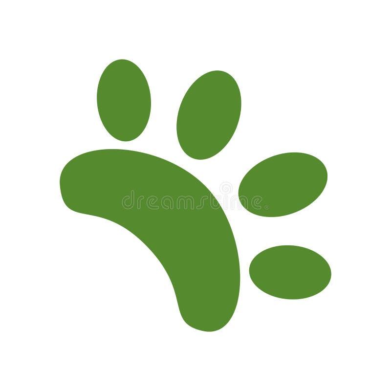 Ζωικά διανυσματικά σημάδι και σύμβολο εικονιδίων που απομονώνονται στο άσπρο υπόβαθρο, ζωική έννοια λογότυπων απεικόνιση αποθεμάτων