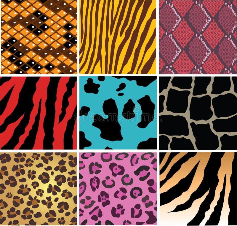 ζωικό δέρμα στοκ εικόνες με δικαίωμα ελεύθερης χρήσης