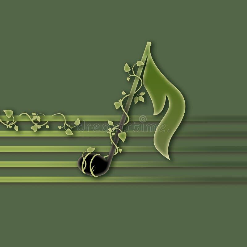 ζωντανή μουσική ελεύθερη απεικόνιση δικαιώματος