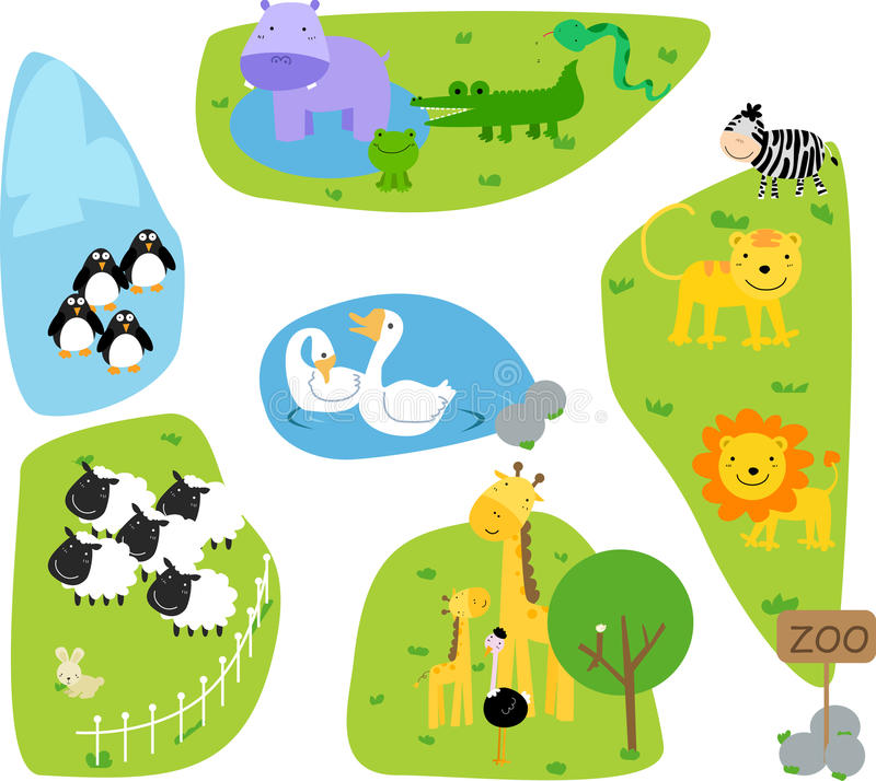 ζωολογικός κήπος στοκ φωτογραφίες με δικαίωμα ελεύθερης χρήσης