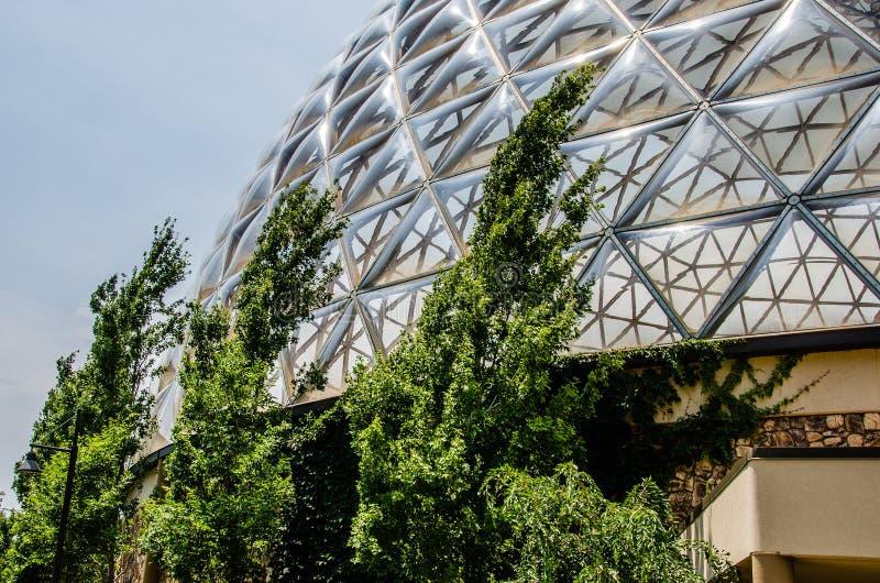 Ζωολογικός κήπος και ενυδρείο του Henry Doorly στοκ φωτογραφία με δικαίωμα ελεύθερης χρήσης