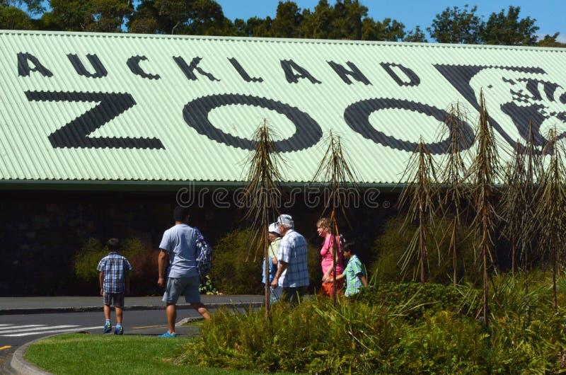 Ζωολογικός κήπος του Ώκλαντ - Νέα Ζηλανδία στοκ φωτογραφία με δικαίωμα ελεύθερης χρήσης