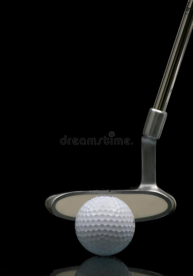 Download ζύμη putt στοκ εικόνα. εικόνα από σειρά, course, putter - 82595