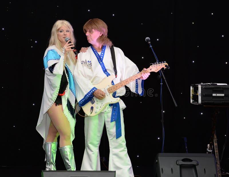 Ζώνη φόρου ABBA στοκ εικόνες με δικαίωμα ελεύθερης χρήσης