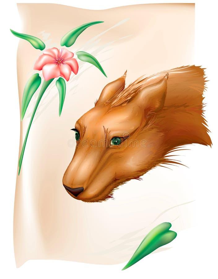 Download ζώο μυθικό διανυσματική απεικόνιση. εικονογραφία από αρπακτικός - 22791370