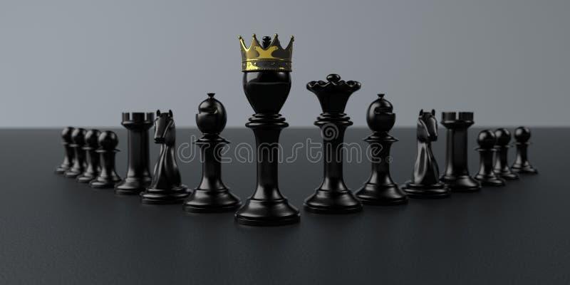 Ηγεσία ενέχυρων στοκ εικόνες