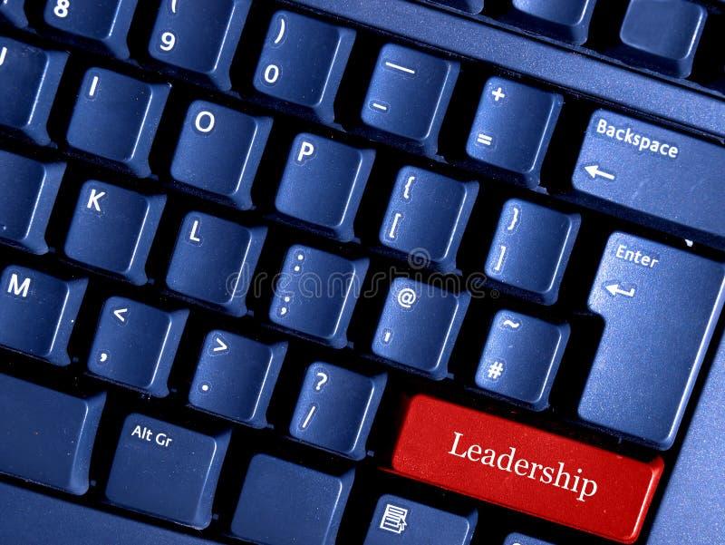 ηγεσία κουμπιών στοκ εικόνες
