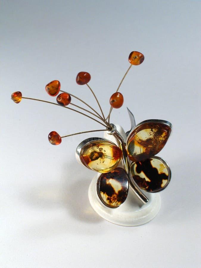 ηλέκτρινη πεταλούδα στοκ φωτογραφία με δικαίωμα ελεύθερης χρήσης
