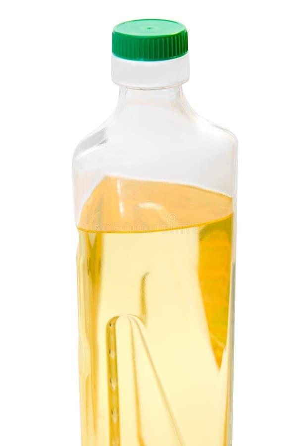 ηλίανθος πετρελαίου μπουκαλιών στοκ εικόνα