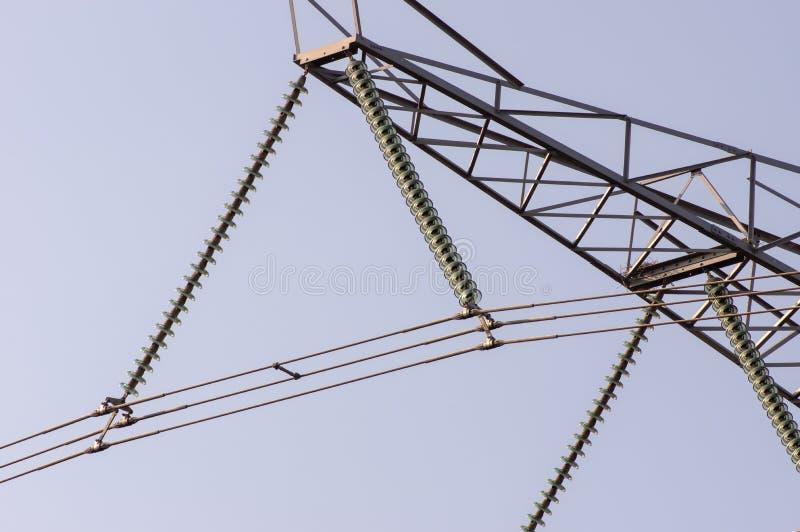 ηλεκτρική ενέργεια Ουκρανία γραμμών kyiv στοκ εικόνα με δικαίωμα ελεύθερης χρήσης