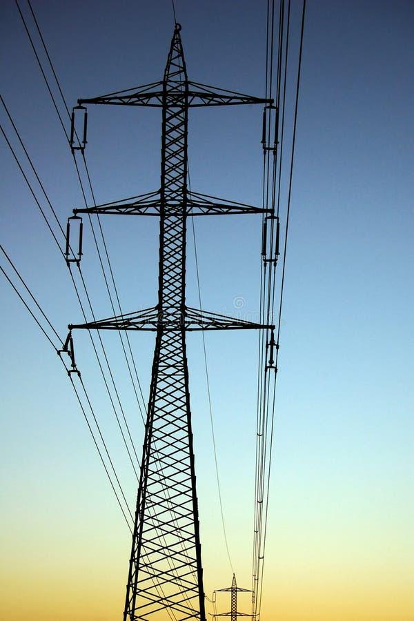 ηλεκτρική ενέργεια στοκ εικόνες