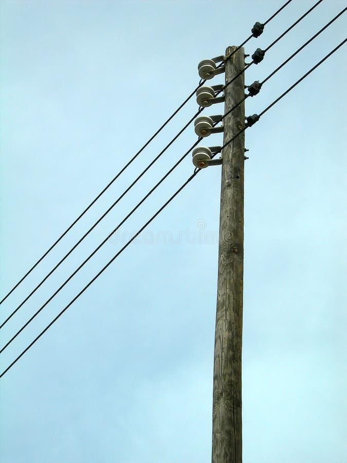 ηλεκτρική θέση στοκ εικόνες με δικαίωμα ελεύθερης χρήσης