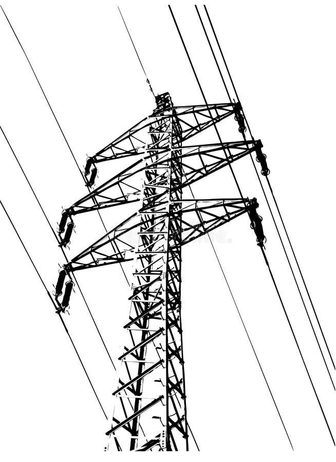 ηλεκτρική καλωδίωση στοκ φωτογραφία