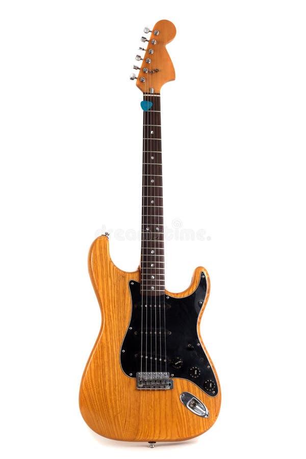 ηλεκτρική κιθάρα στοκ φωτογραφία