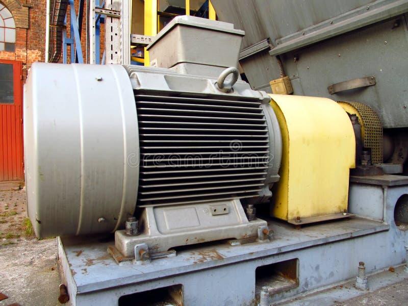 ηλεκτρική μεγάλη μηχανή στοκ εικόνες με δικαίωμα ελεύθερης χρήσης