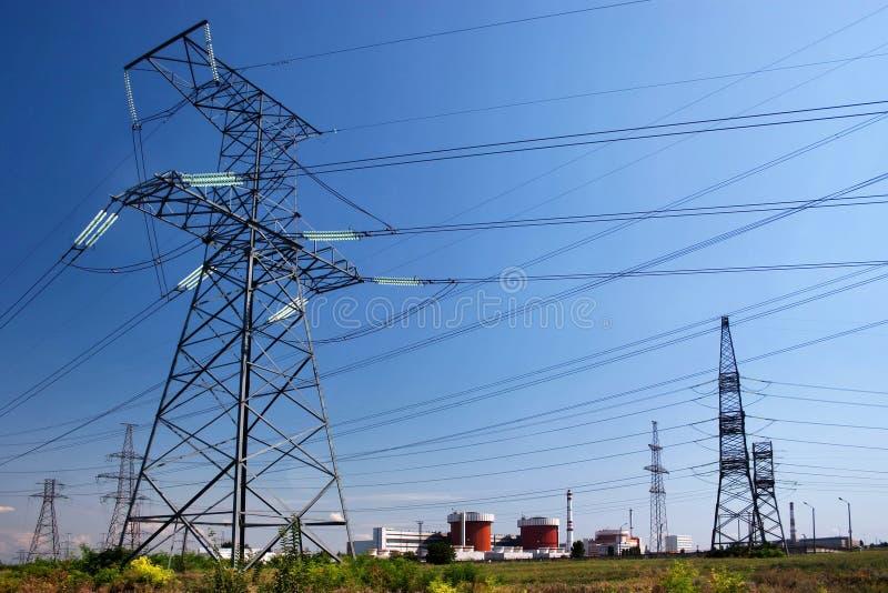 ηλεκτρικοί ρευματοδότ&epsil στοκ εικόνες