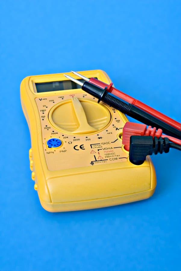 ηλεκτρικός μετρητής στοκ φωτογραφία