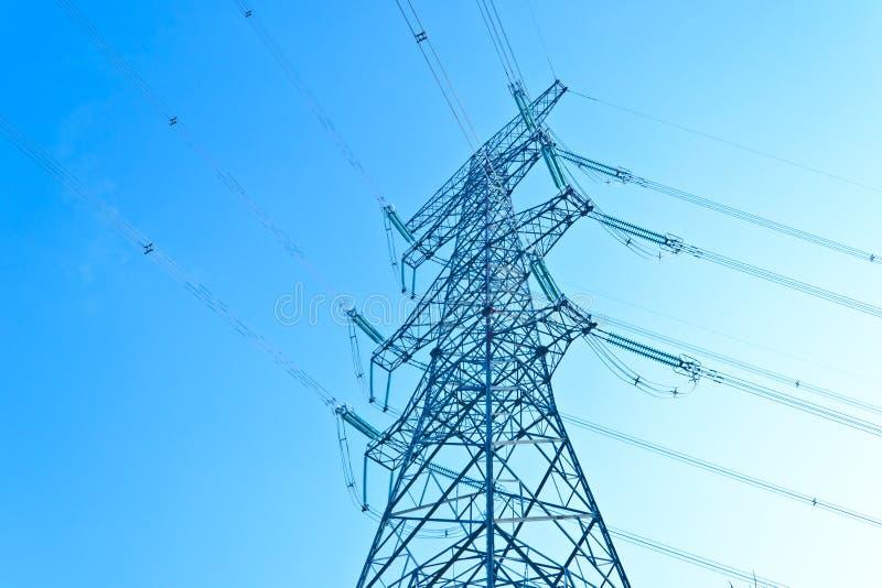 ηλεκτρικός πύργος στοκ εικόνα με δικαίωμα ελεύθερης χρήσης