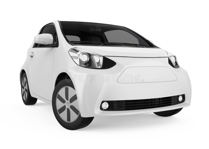 Ηλεκτρικός φορτιστής μπαταριών οχημάτων που απομονώνεται ελεύθερη απεικόνιση δικαιώματος