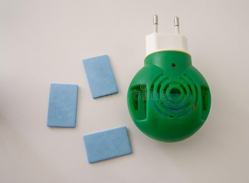ηλεκτρικό εργαλείο αντι-κουνουπιών στοκ εικόνα