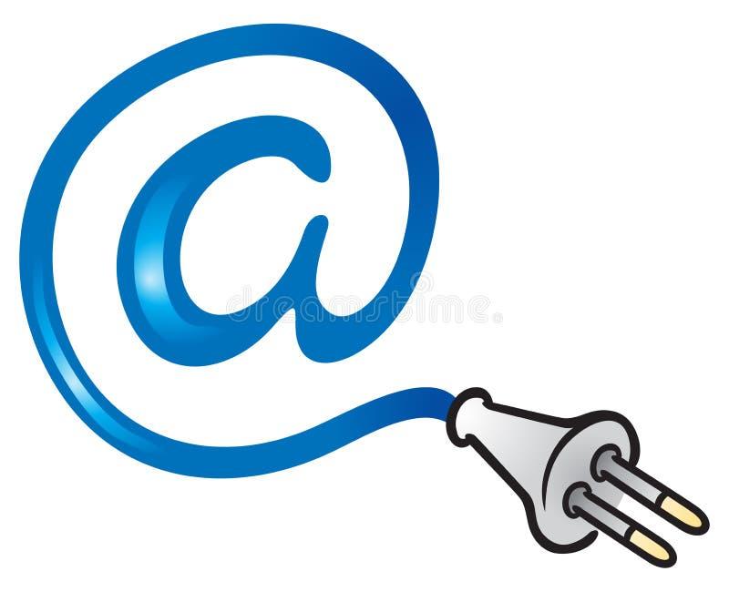 ηλεκτρικό ταχυδρομείο ελεύθερη απεικόνιση δικαιώματος