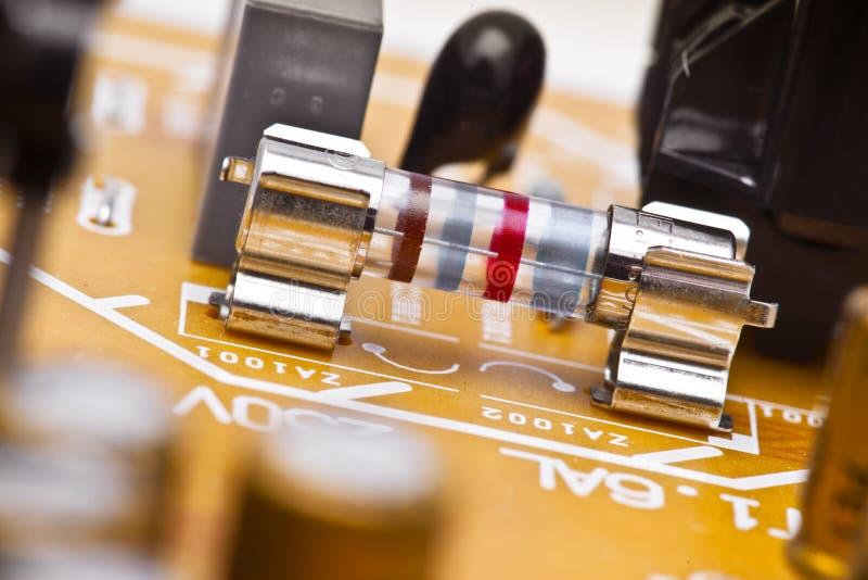 ηλεκτρονική θρυαλλίδα στοκ φωτογραφίες με δικαίωμα ελεύθερης χρήσης