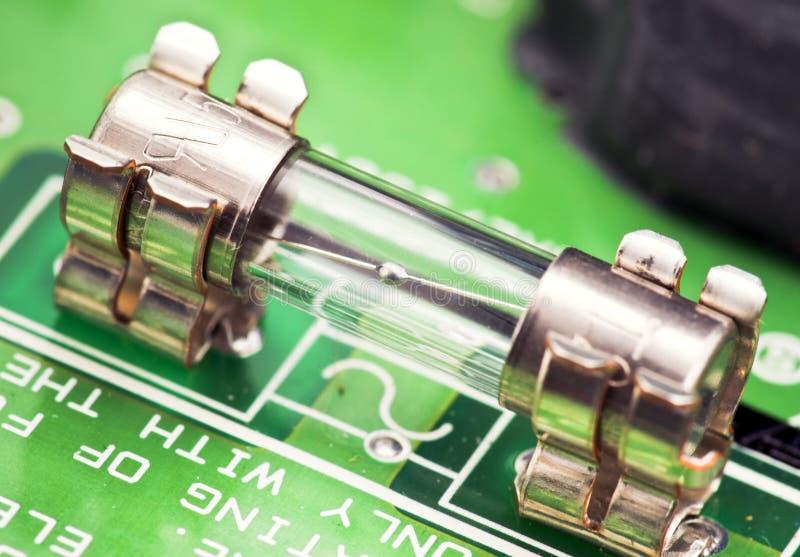 ηλεκτρονική θρυαλλίδα στοκ φωτογραφία με δικαίωμα ελεύθερης χρήσης
