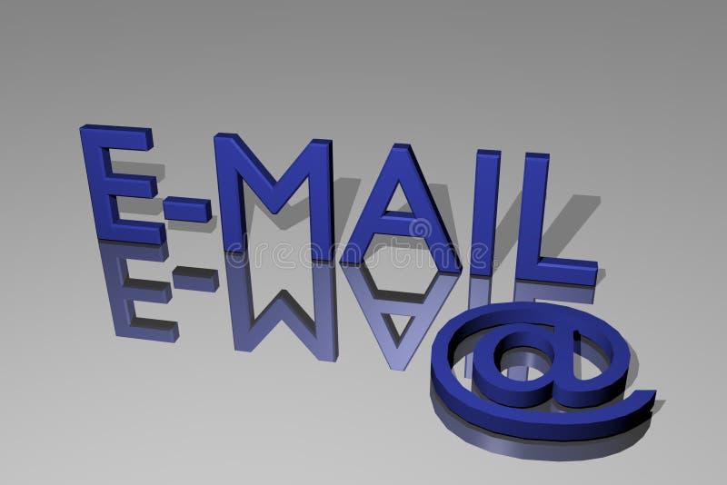 ηλεκτρονικό ταχυδρομείο ελεύθερη απεικόνιση δικαιώματος