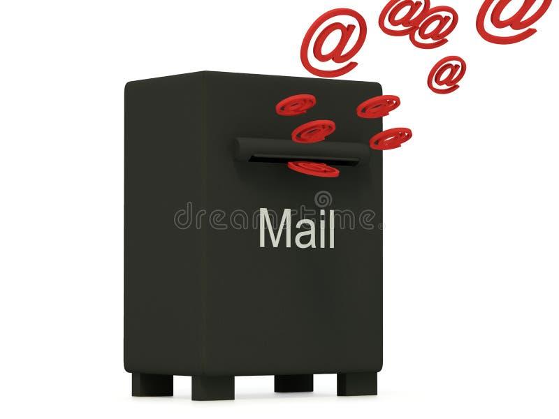 ηλεκτρονικό ταχυδρομεί&o απεικόνιση αποθεμάτων