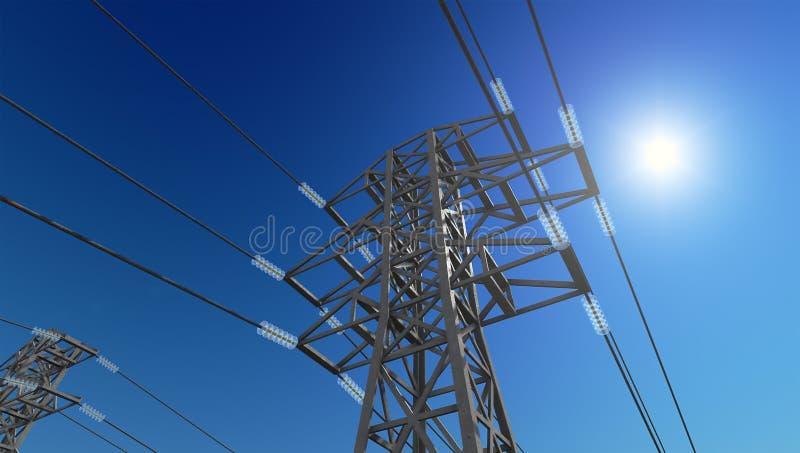 Ηλεκτροφόρο καλώδιο απεικόνιση αποθεμάτων