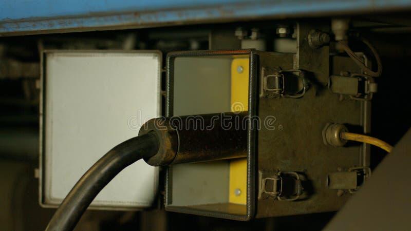 Ηλεκτρο πίνακας επιτροπής στοκ εικόνες