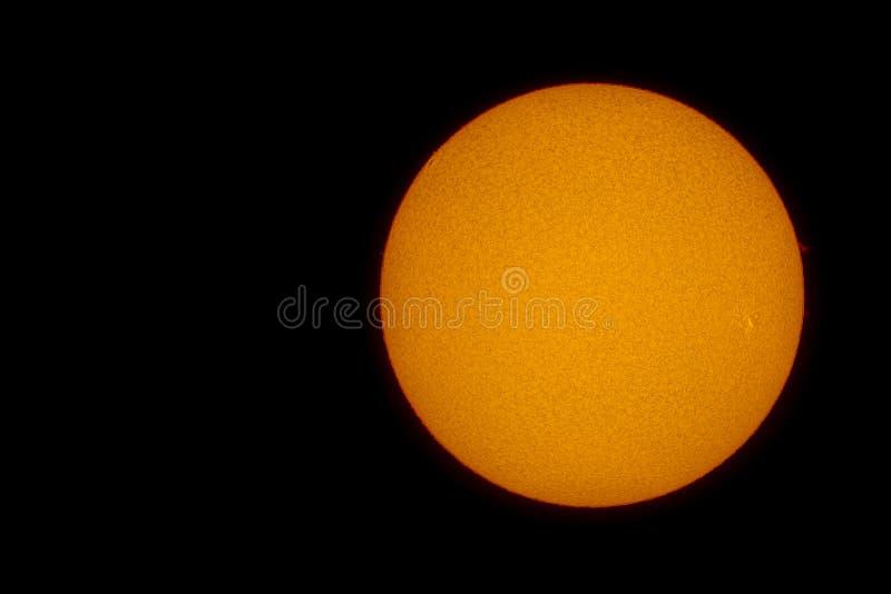 Ηλιακή επιφάνεια στοκ εικόνες