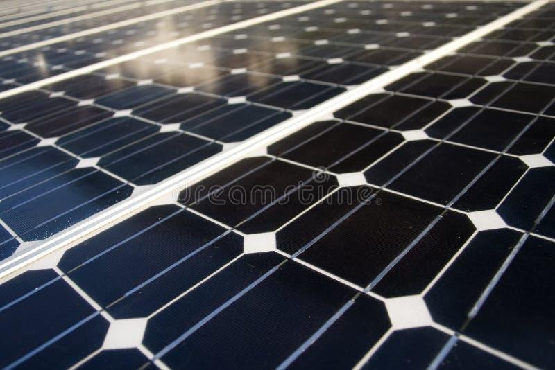 ηλιακή σύσταση επιτροπών στοκ φωτογραφίες