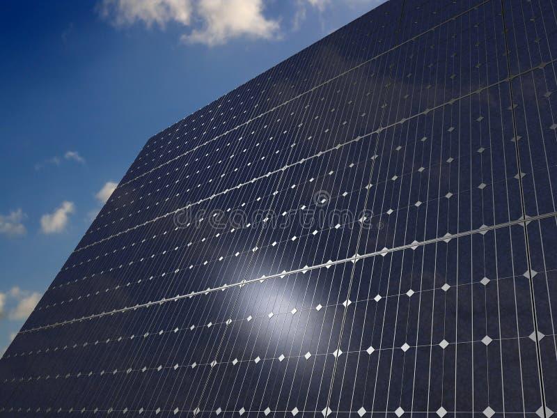 ηλιακός κατώτερος ουρανού επιτροπών ελεύθερη απεικόνιση δικαιώματος