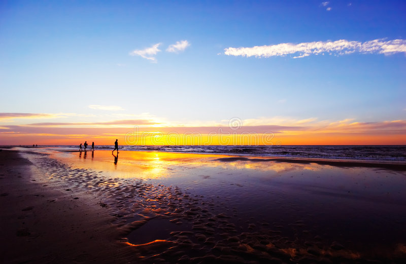 ηλιοβασίλεμα ανασκόπησης στοκ εικόνα με δικαίωμα ελεύθερης χρήσης