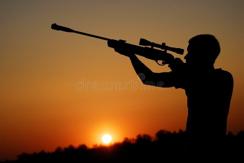 ηλιοβασίλεμα ελεύθερ&om στοκ φωτογραφίες