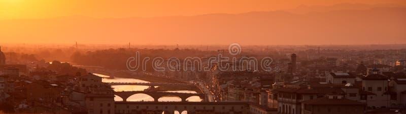 ηλιοβασίλεμα οριζόντων &pi στοκ φωτογραφίες
