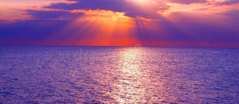 ηλιοβασίλεμα του Μεξι&kapp στοκ εικόνες με δικαίωμα ελεύθερης χρήσης