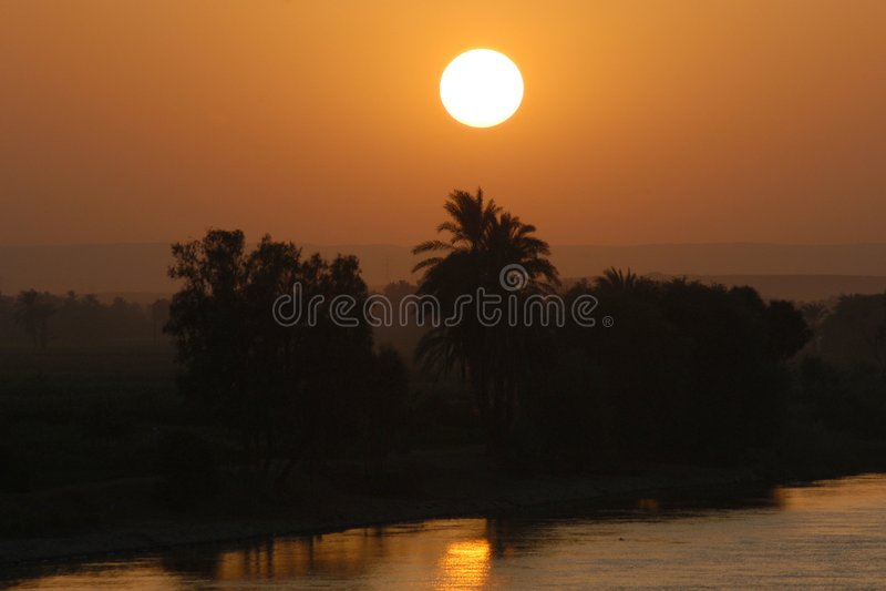 ηλιοβασίλεμα τροπικό στοκ φωτογραφίες
