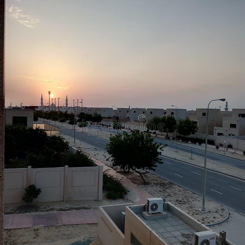 Ηλιοβασίλεμα, στοκ εικόνες