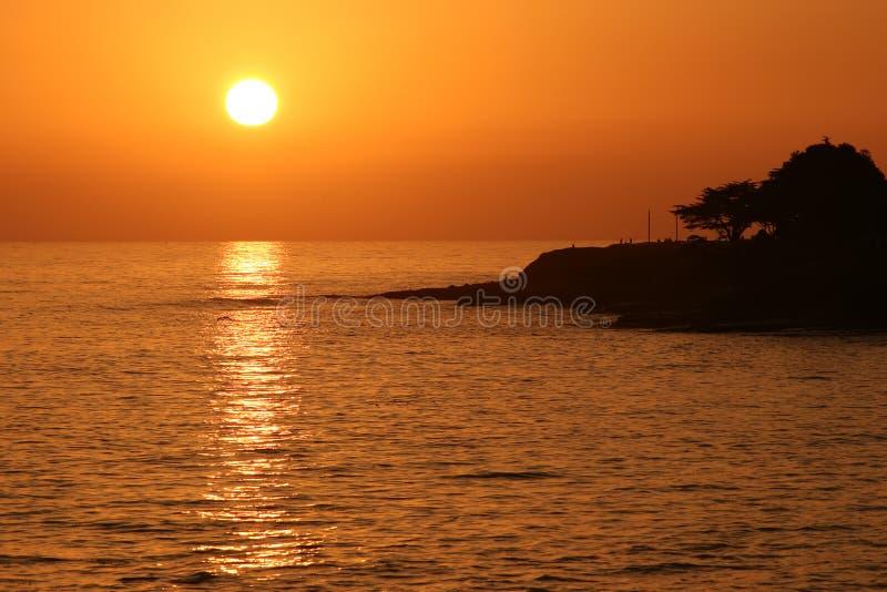Download ηλιοβασίλεμα στοκ εικόνα. εικόνα από θάλασσα, bazaars, κύμα - 63495