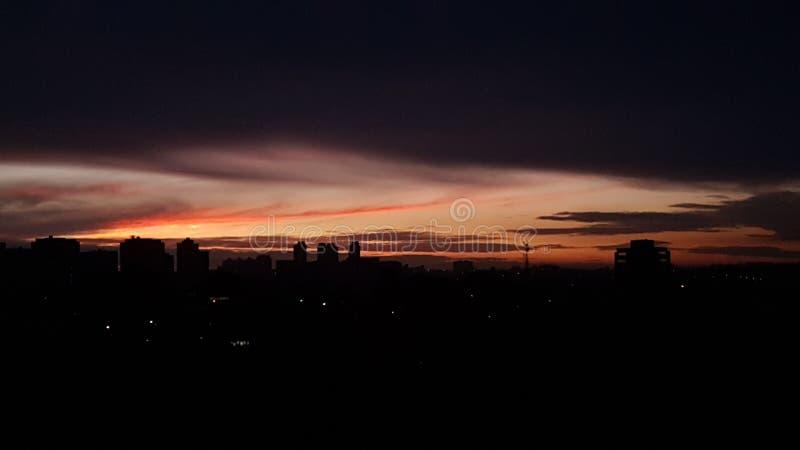 ηλιοφάνεια 2 στοκ εικόνα